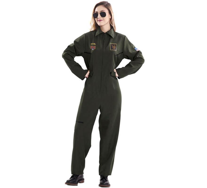 Disfraz de Piloto de avión para hombre-B