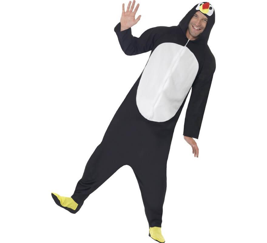 Disfraz de Pingüino para adulto-B