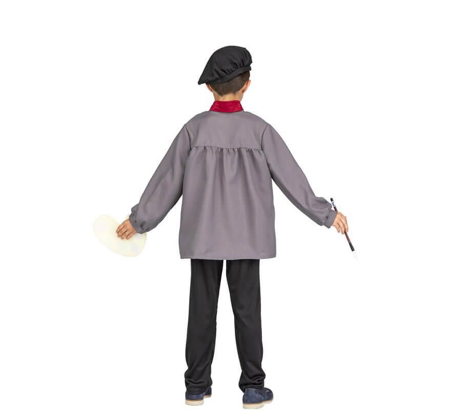 Disfraz de Pintor Francés para niños-B