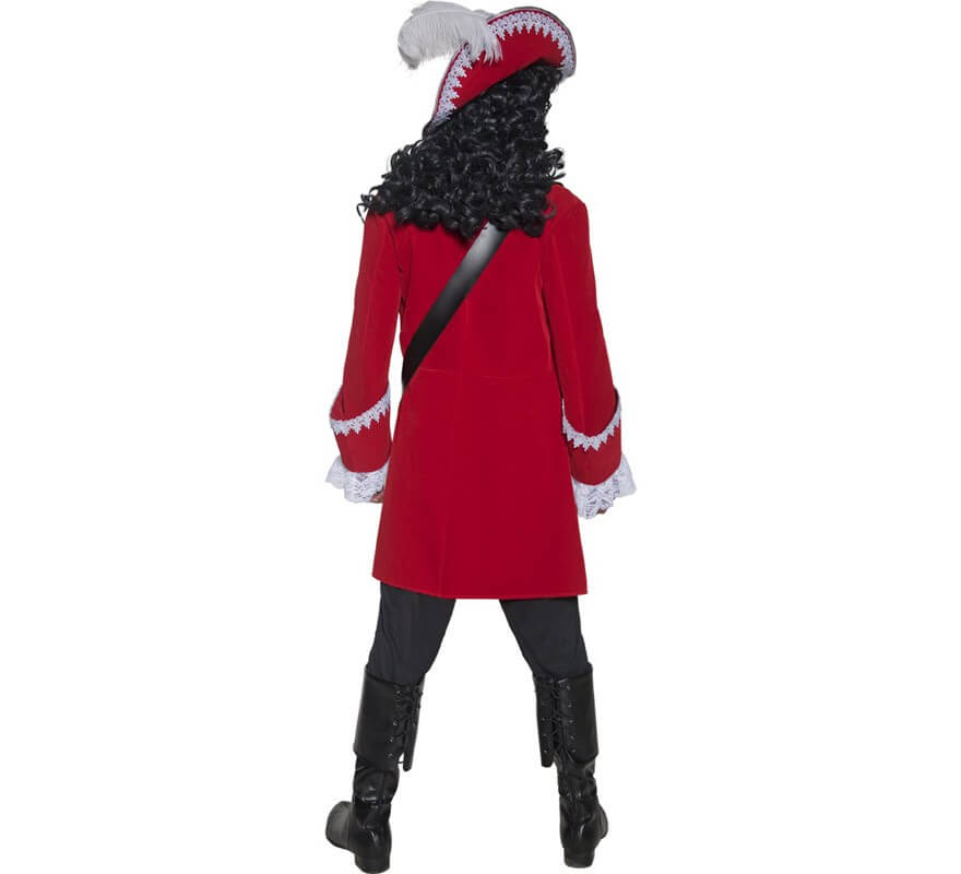 Disfraz de Pirata Fantasía para hombre-B