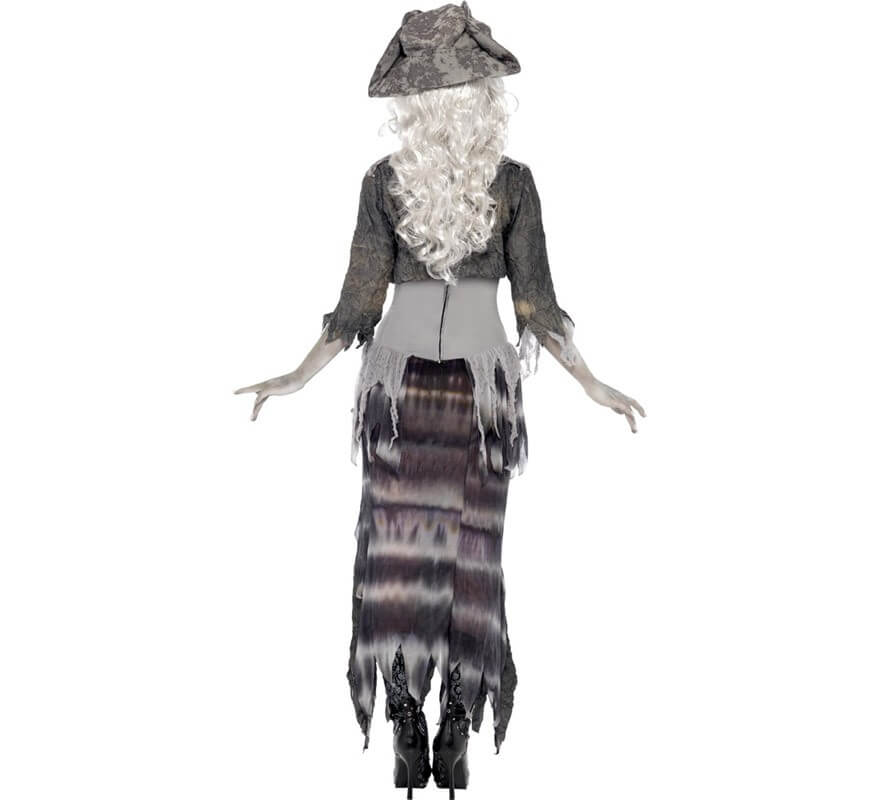 Disfraz de Pirata Fantasma para Mujer-B