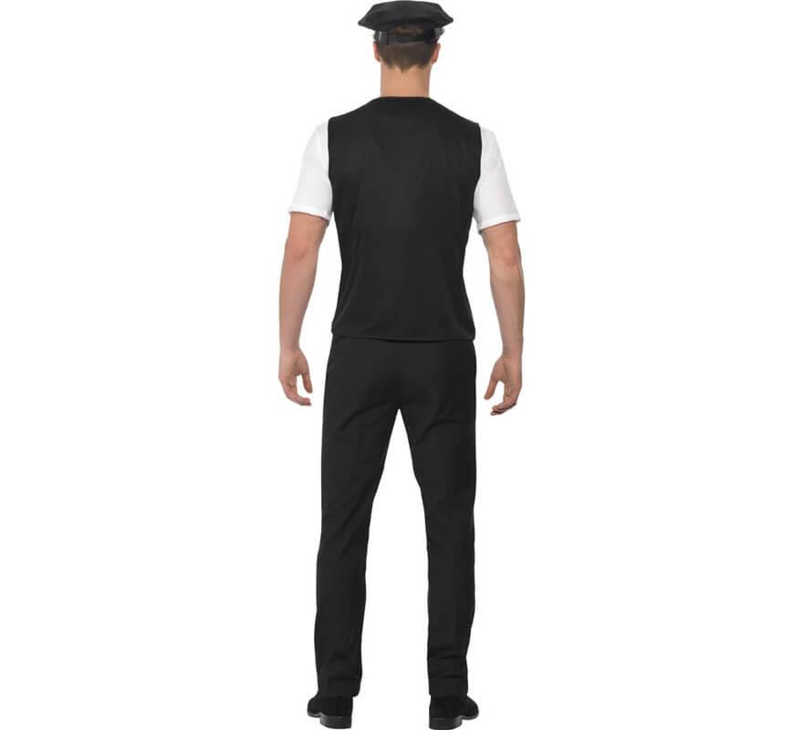 Disfraz de Policía Ingles para adulto-B