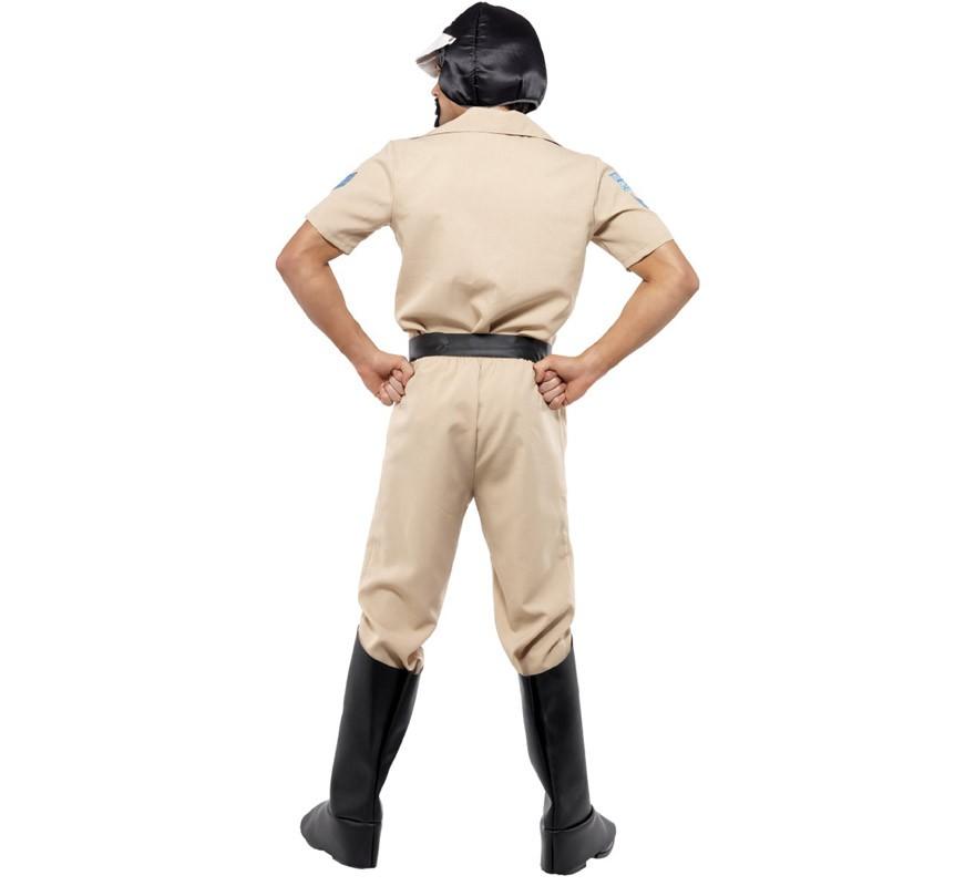 Disfraz de Policía Motero de los Village People para Hombre-B