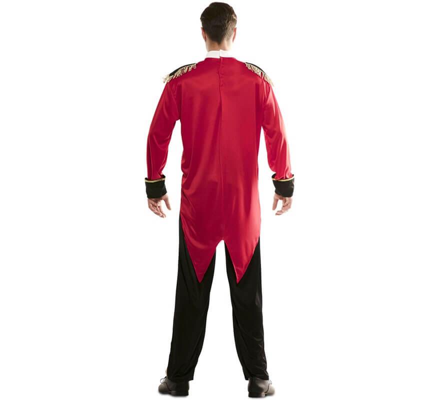 Disfraz de Presentador de Circo para hombre-B