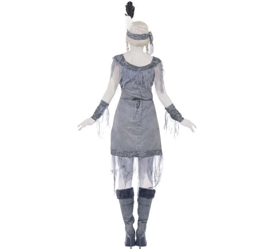 Disfraz de Princesa India Fantasma para Mujer-B