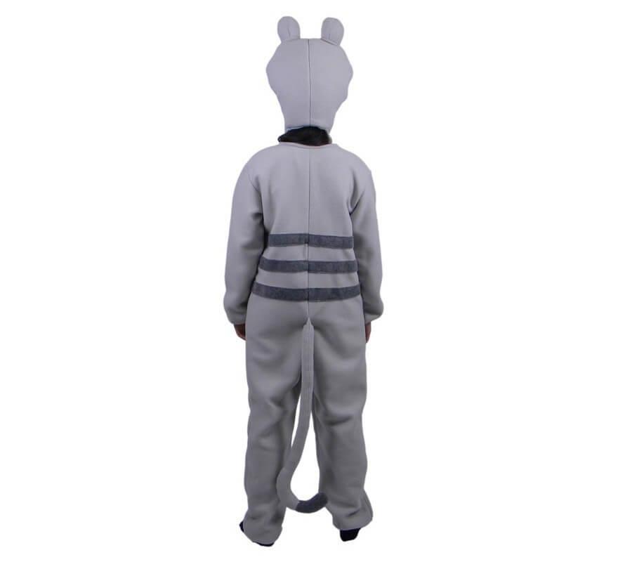 Disfraz de Puma Alegre gris para adultos-B