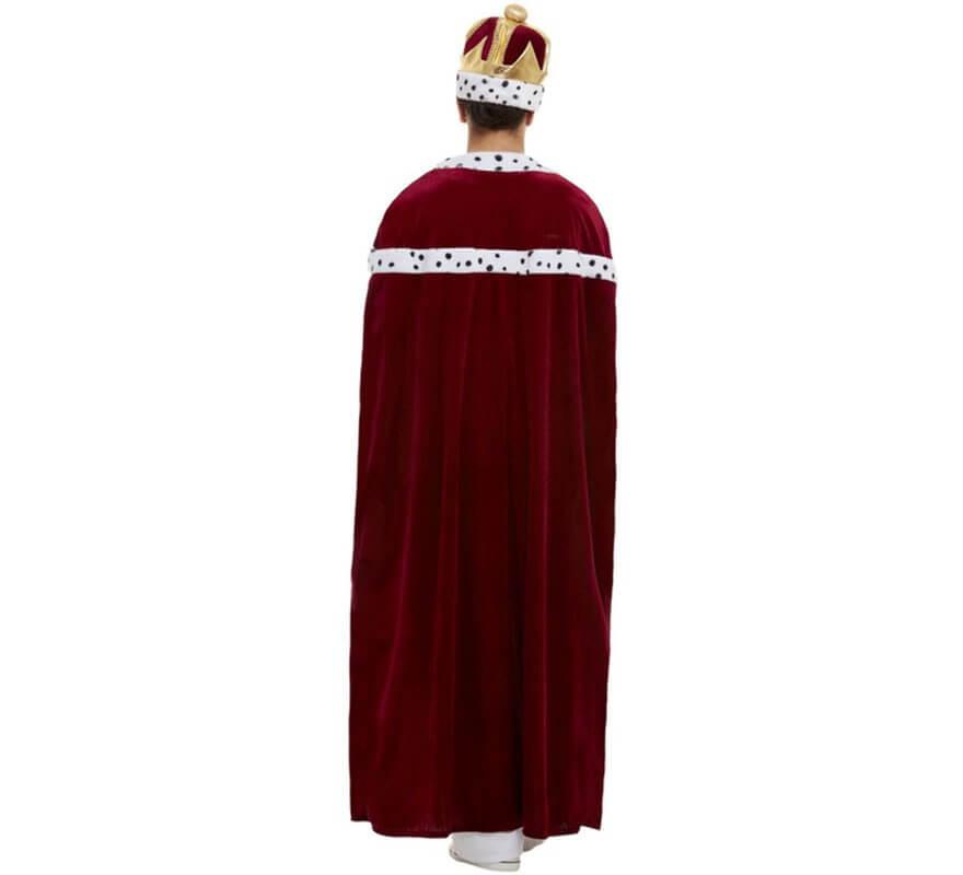 Disfraz de Queen Deluxe para hombre-B