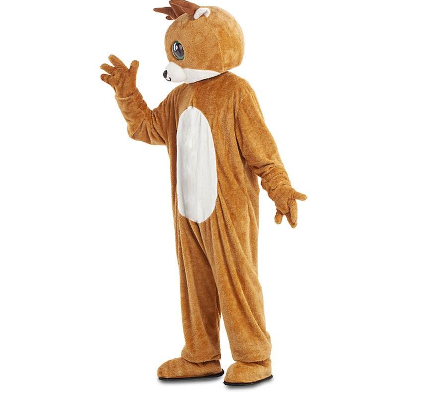 Disfraz de Reno Mascota para adultos-B