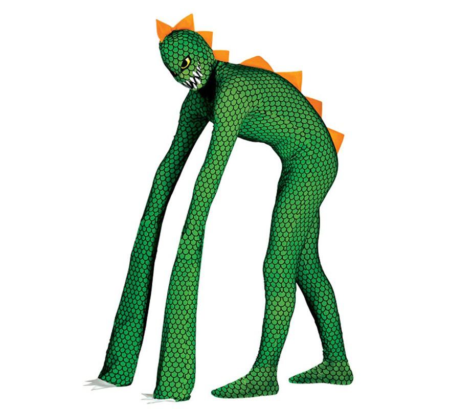 Disfraz de Reptil mutante para hombre-B