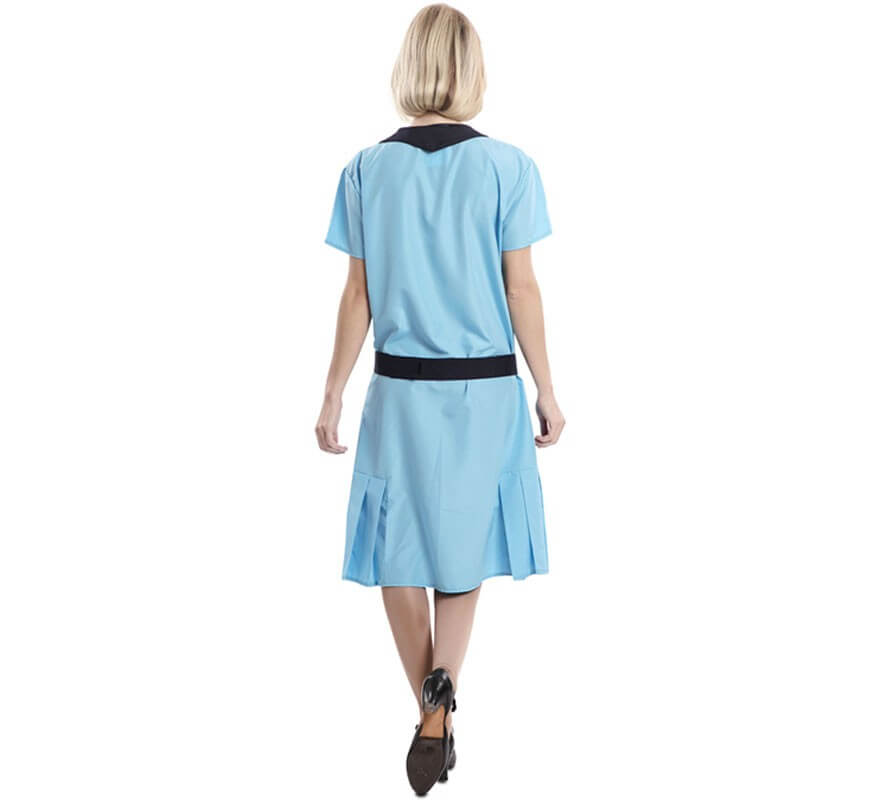 Disfraz de Secretaria Años 20 para mujer-B