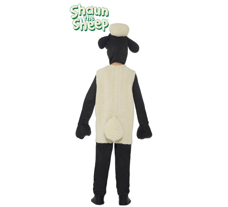 Disfraz de Oveja Shaun The Sheep para niños-B