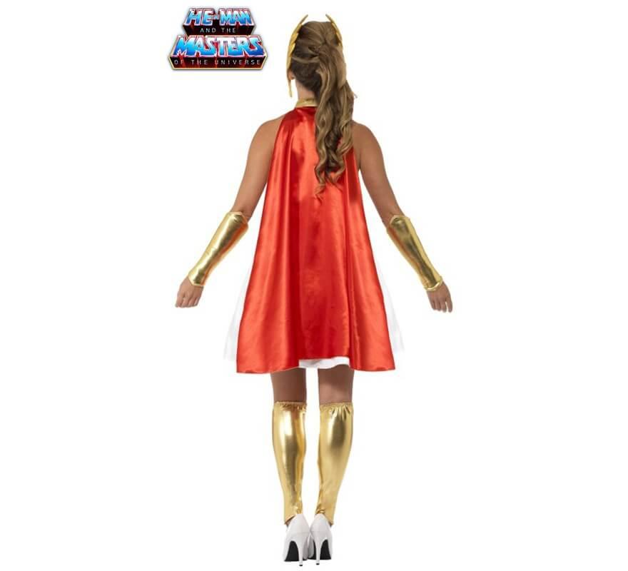 Disfraz de She-Ra para mujer-B