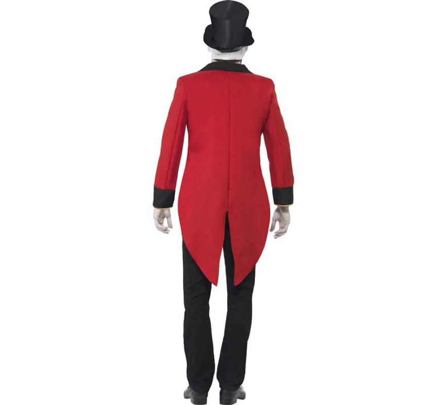 Disfraz de Siniestro Director de Circo para Hombre-B