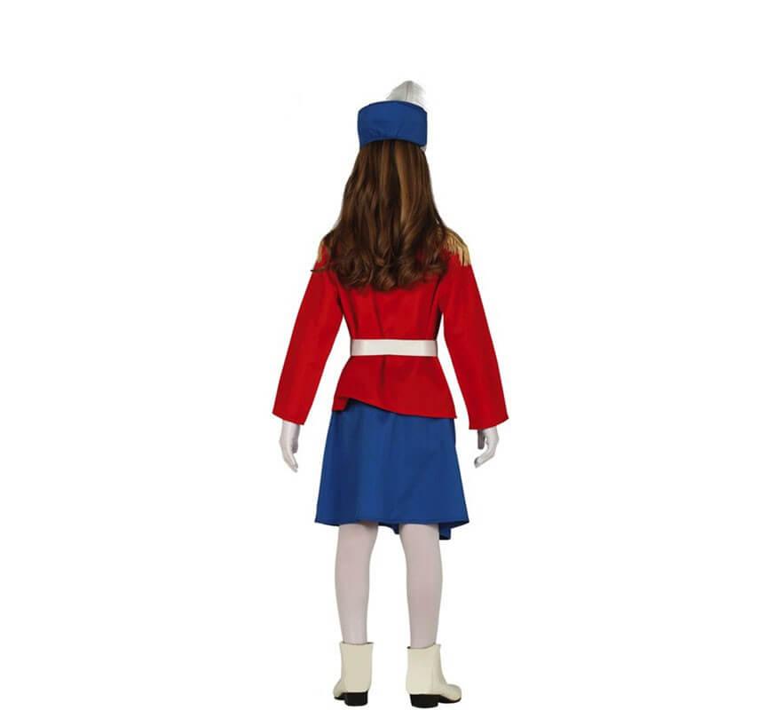 Disfraz de Soldadita de Plomo para niña-B