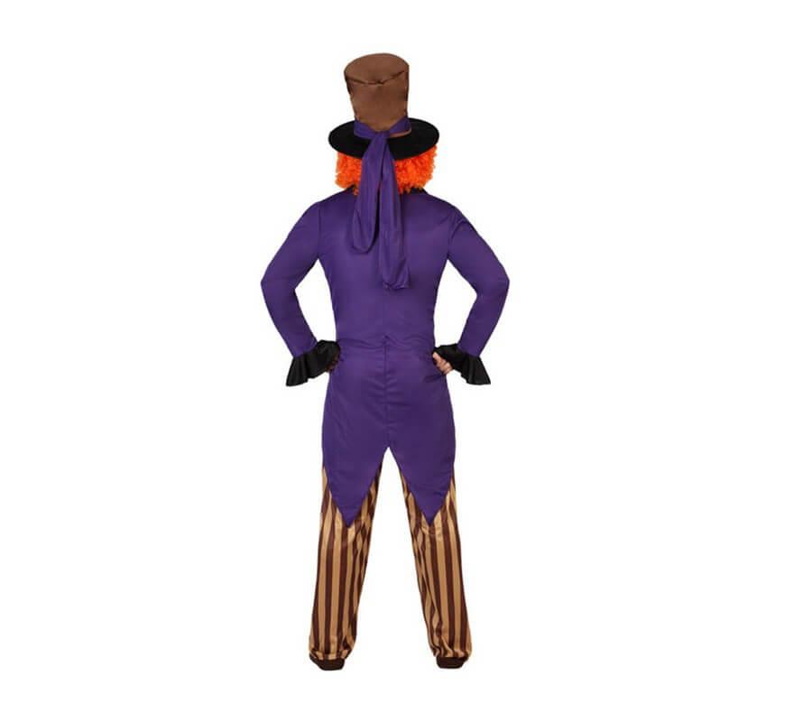 Disfraz de Sombrerero Loco para hombre talla M-L-B cfdf32271ca