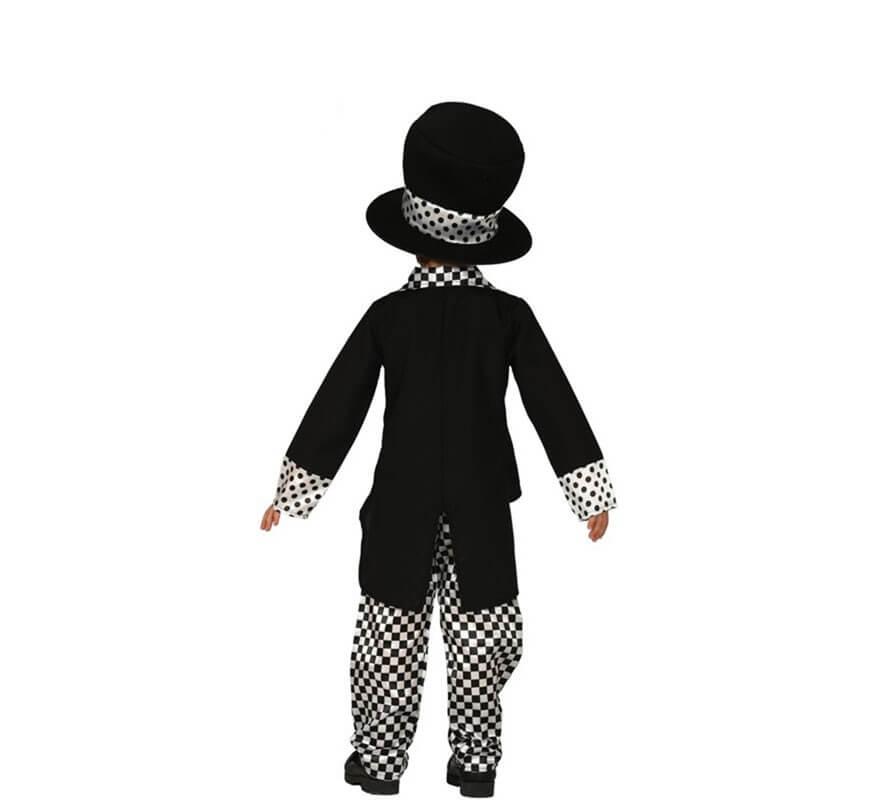 Disfraz de Sombrerero Loco para niño-B