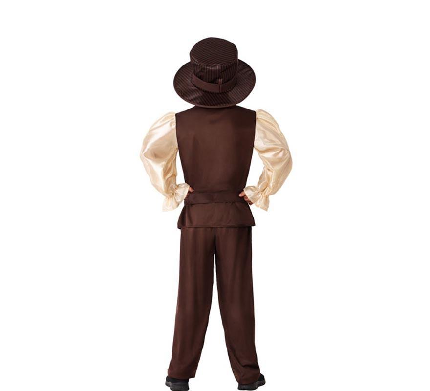 Disfraz de Steampunk para niño-B