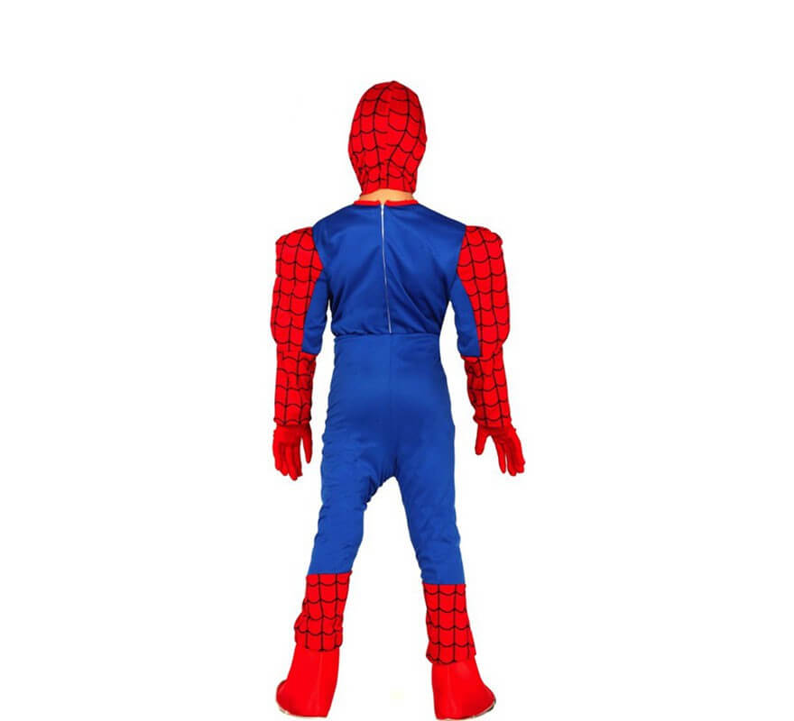 Disfraz de Superhéroe Arácnido para niño-B