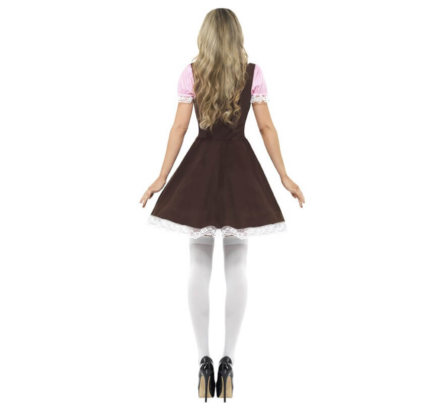 Disfraz de Tabernera Sexy Mujer para Oktoberfest-B