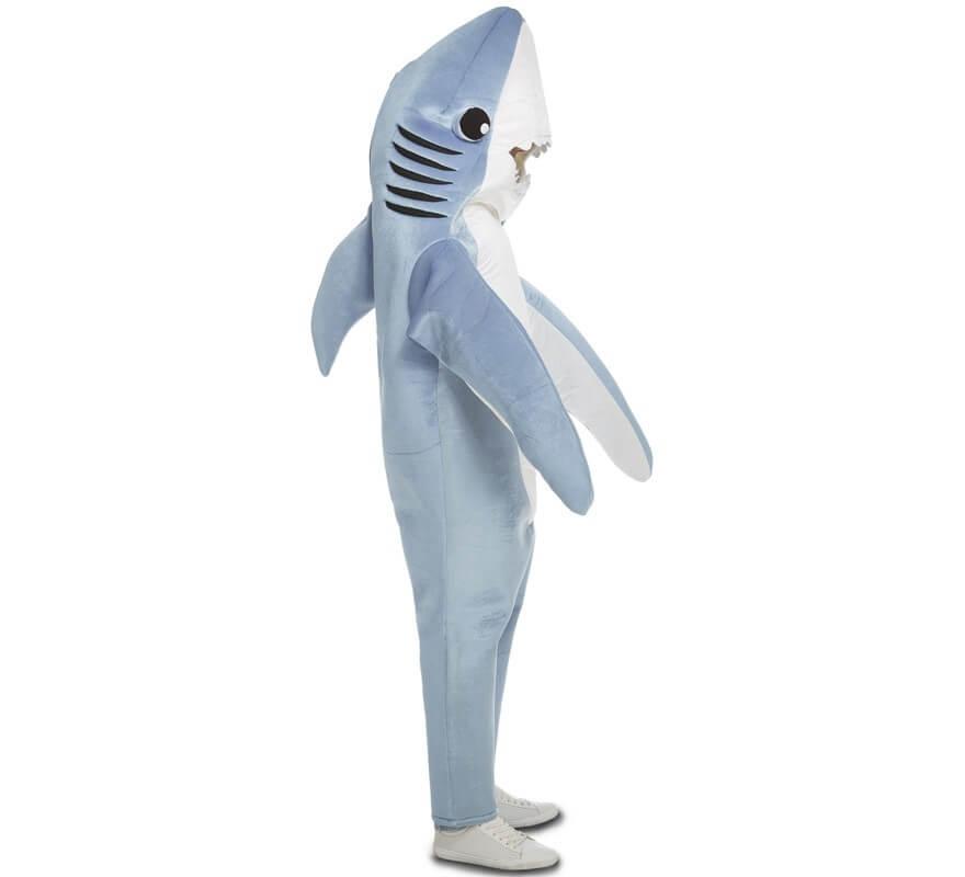 Disfraz de Tiburón para adultos-B