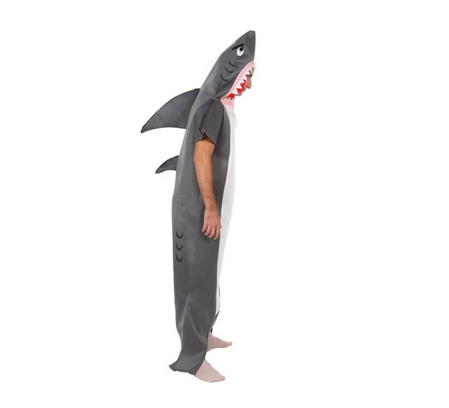 Disfraz de Tiburón para hombre-B