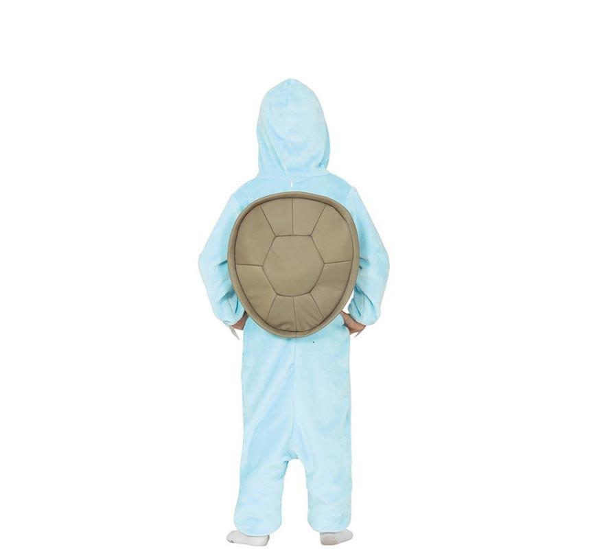 Disfraz de Tortuga Azul para niños-B