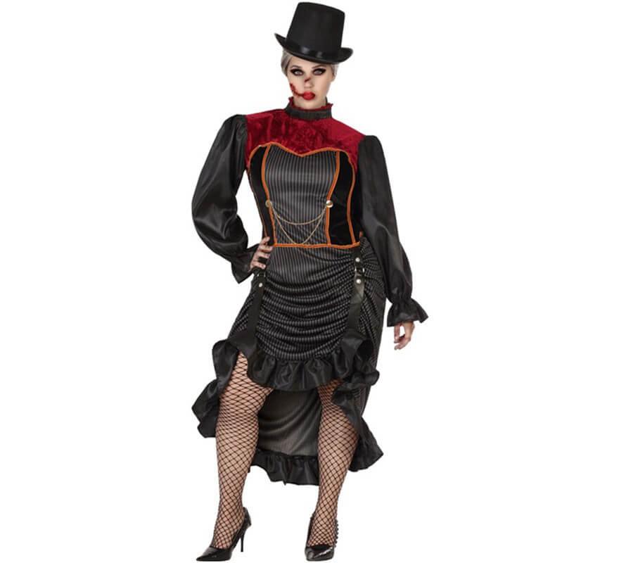Disfraz de Vampiresa de Gala para mujer-B