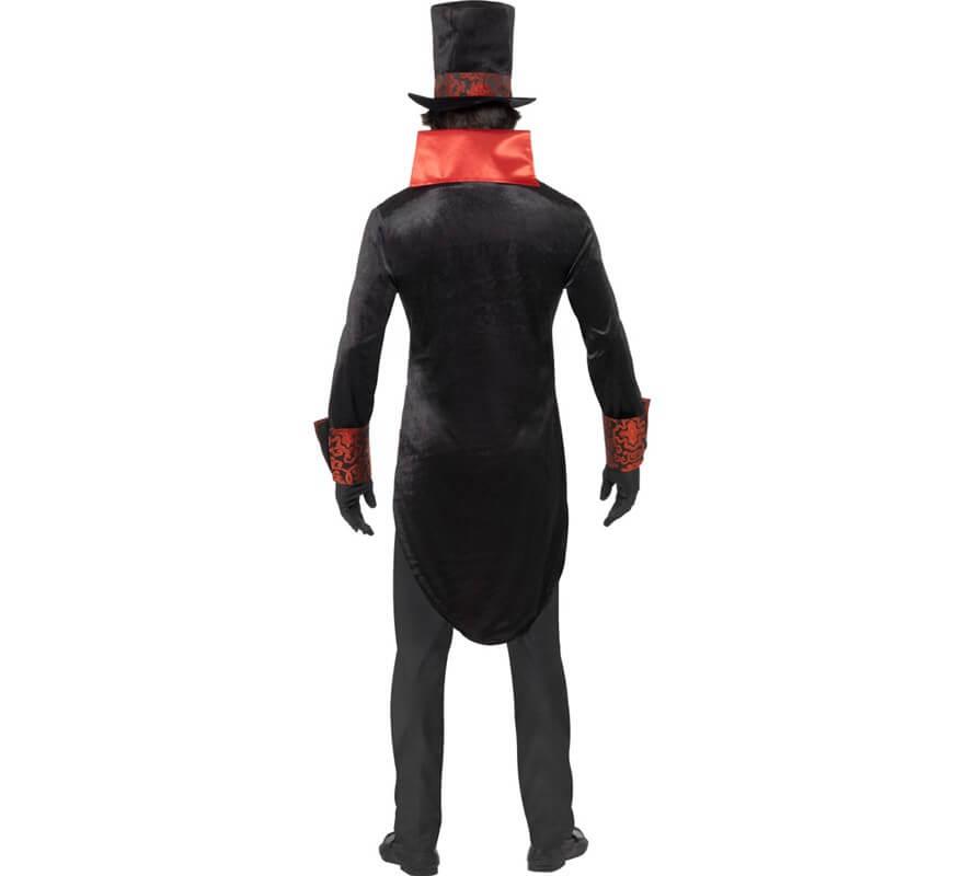 Disfraz de Vampiro Elegante para hombre-B