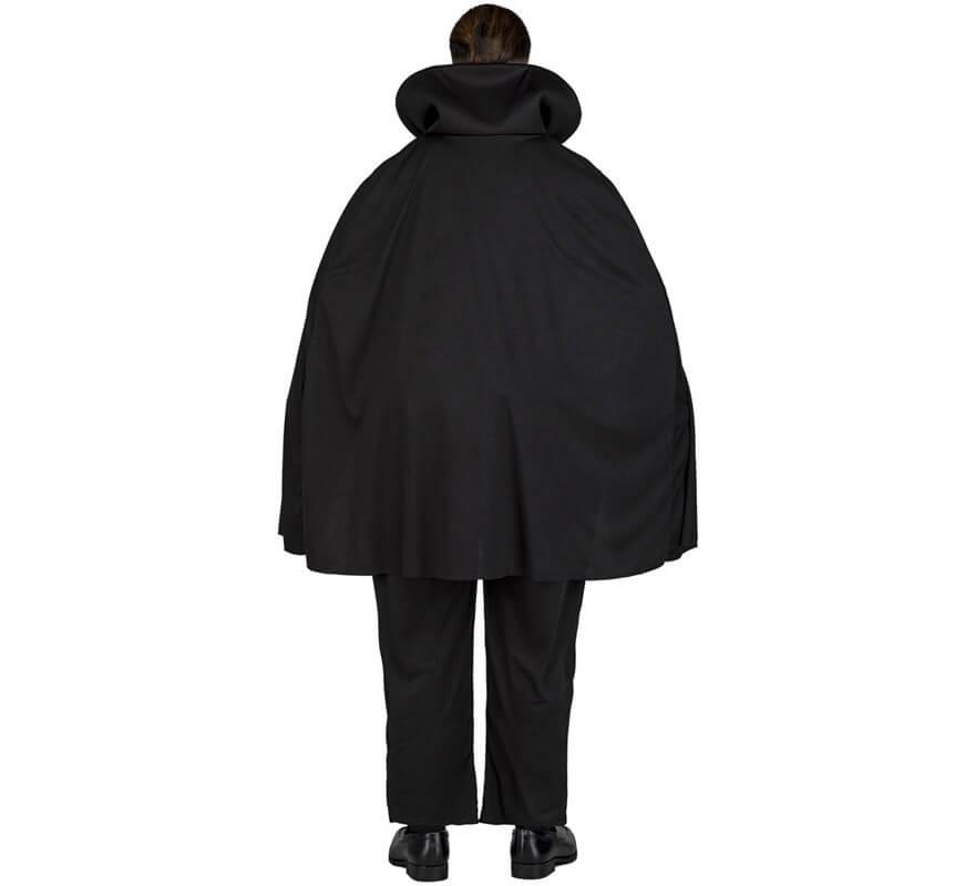 Disfraz de Vampiro Gordo para hombre-B