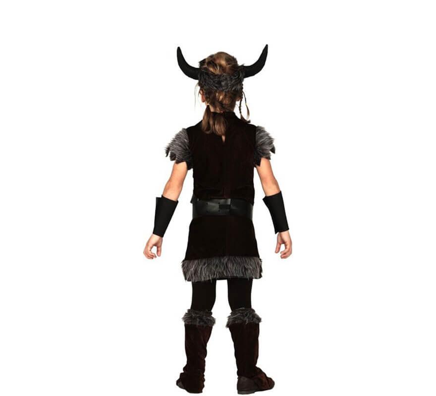 Disfraz de Vikingo para niños-B