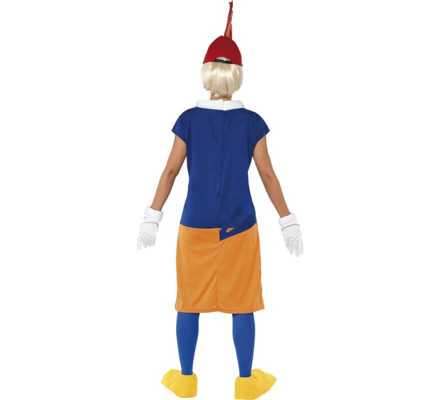 Disfraz de Winnie Woodpecker para mujer talla M-B