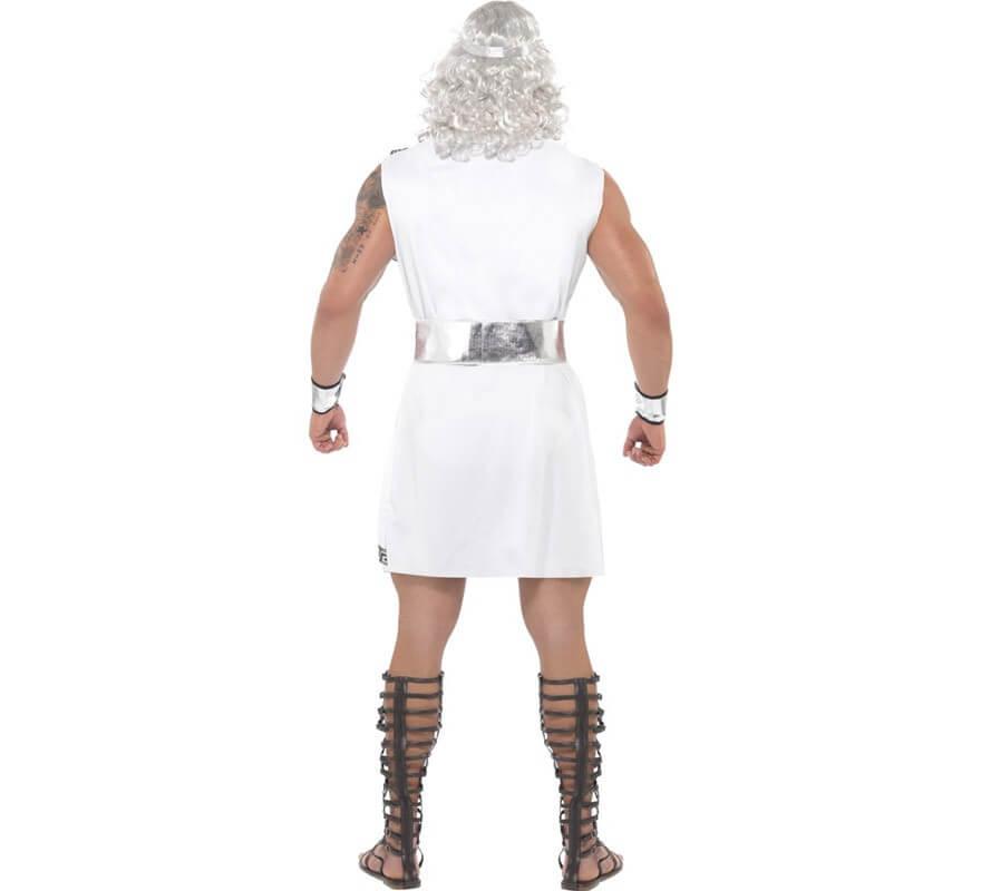 Disfraz de Zeus Dios Griego talla M-B