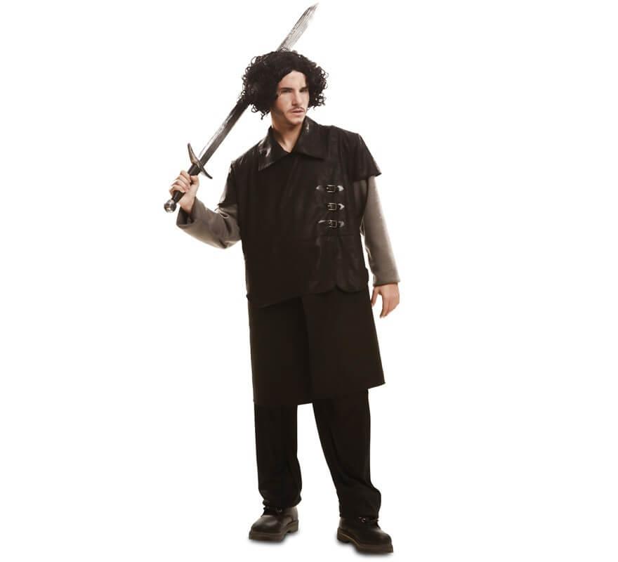 Disfraz del Guardián Medieval para hombre-B