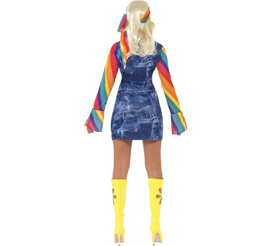 Disfraz Disco Juerguista para Mujer-B