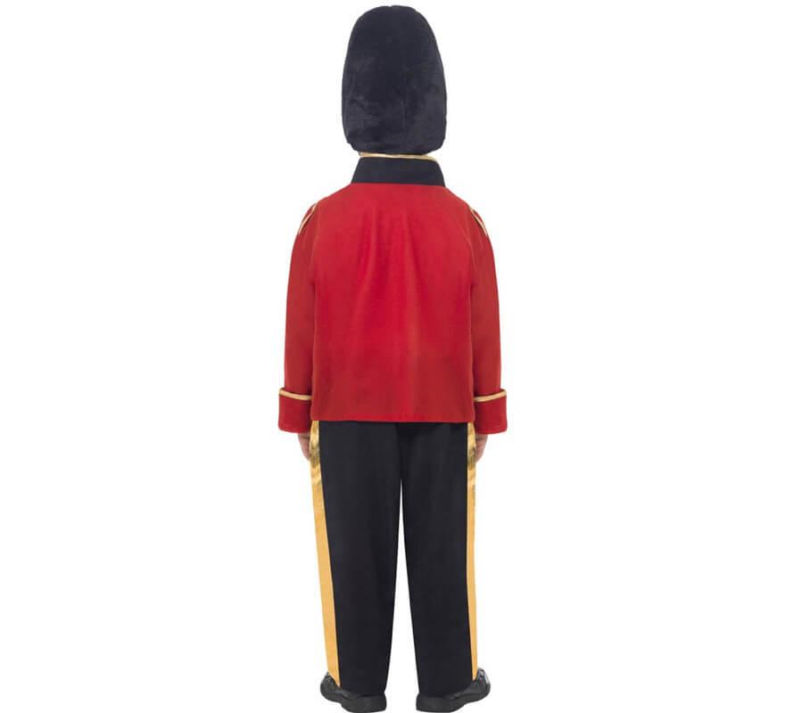Disfraz Guardia Real Inglesa para Niño-B
