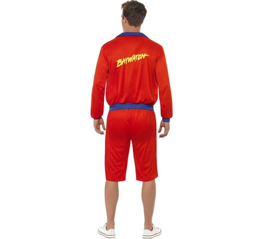 Disfraz Los Vigilantes de la Playa Largo para Hombre-B