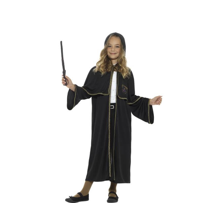 Disfraz o Capa de Mago para niños-B