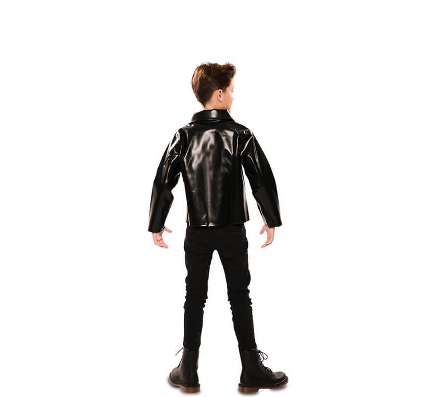 Disfraz o Chaqueta de Rockero para niño-B
