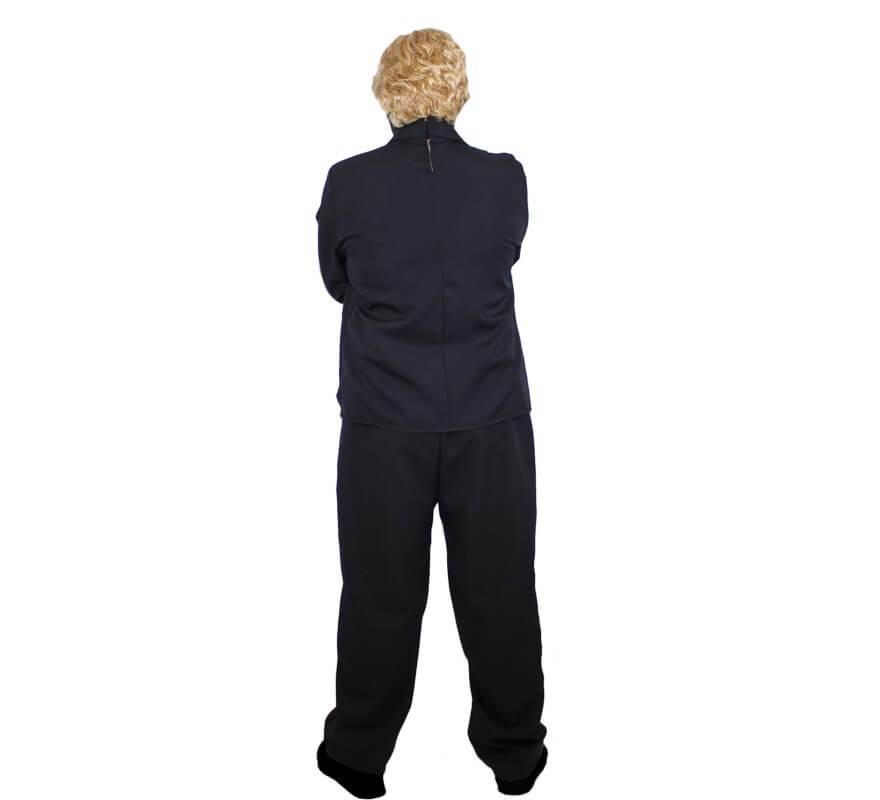 Costume o costume del presidente donald trump per l'uomo-B
