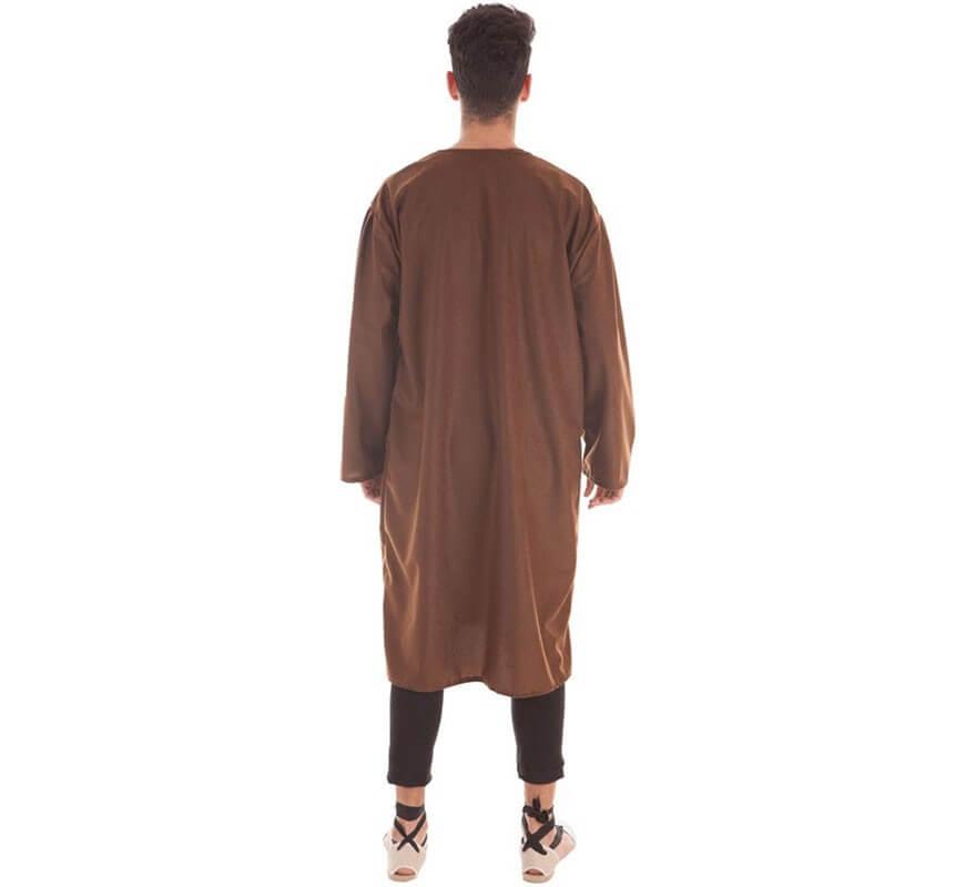 Disfraz o Túnica Marrón con Escudo para hombre-B
