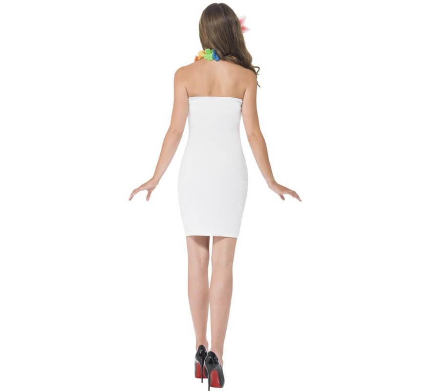 Disfraz Peekabu Caribbean para Mujer-B
