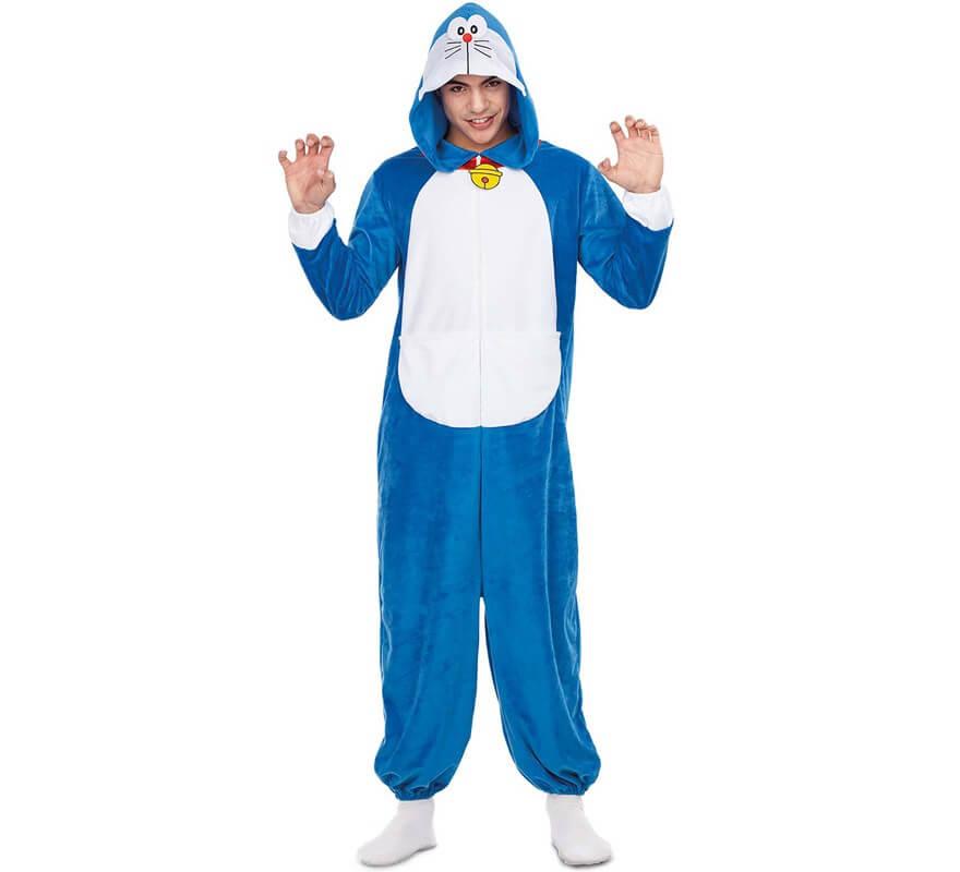 Disfraz Pijama de Doraemon para adultos-B