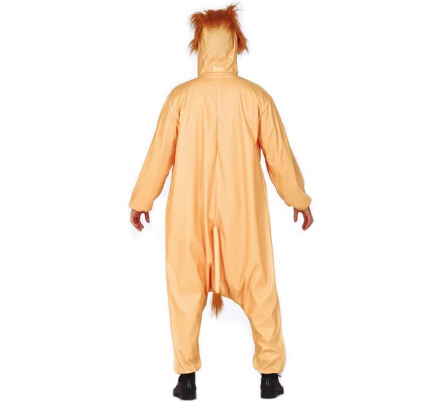 Disfraz Pijama de León para adultos-B