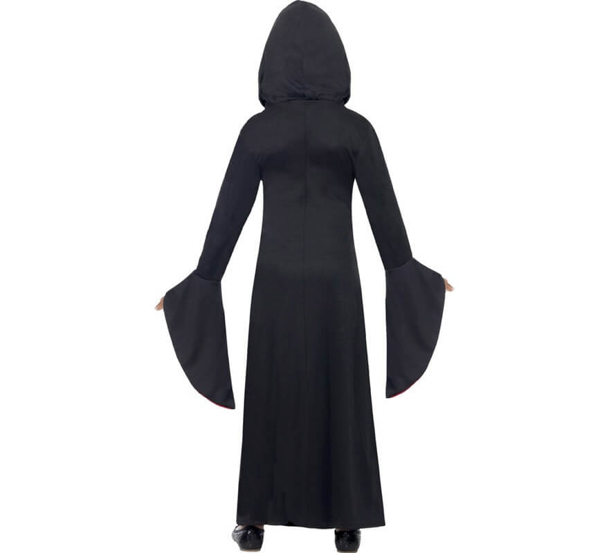 Disfraz Vampiresa Encapuchada para Niña-B
