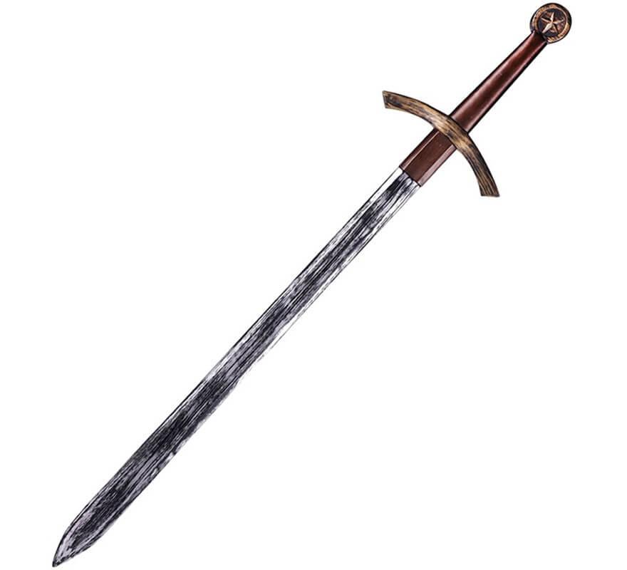 Espada Medieval de 119 Cm-B