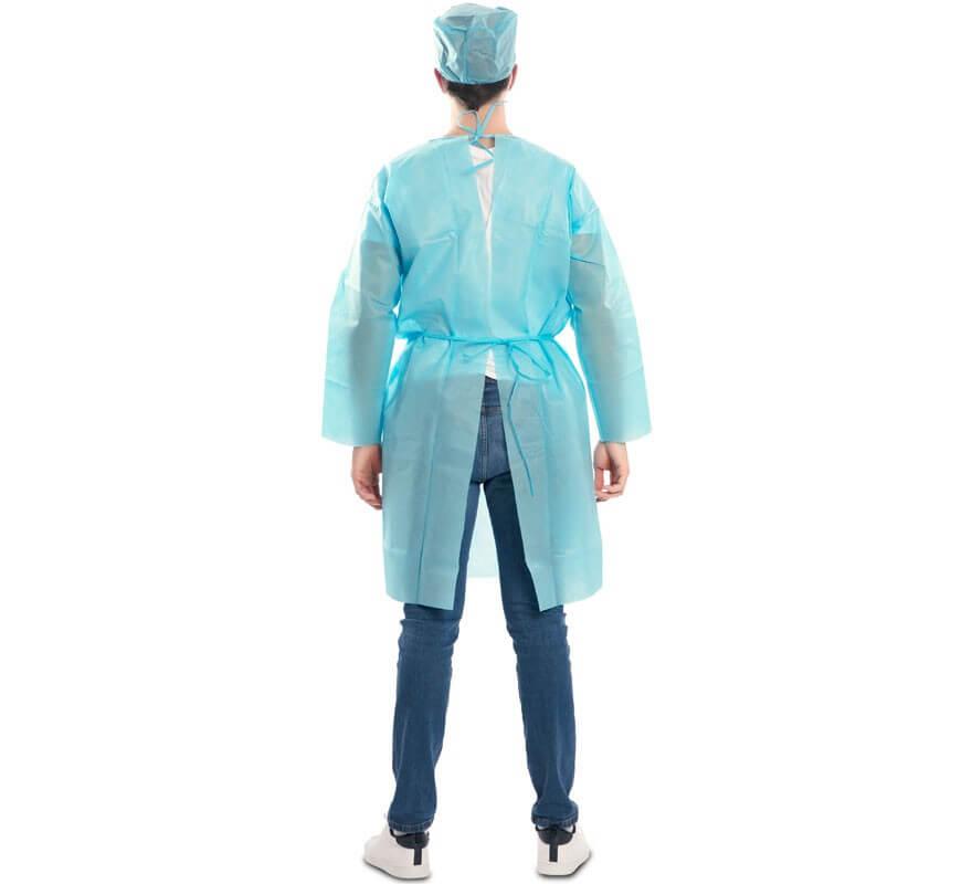 NUOVO Set Chirurgo Insanguinato Cappello + Maschera
