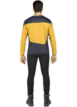 T-shirt ou Déguisement de Data du film Star Trek pour homme