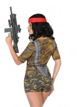 T-shirt Soldat pour femme plusieurs tailles