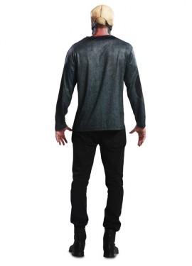 T-shirt Squelette pour homme plusieurs tailles