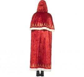 Cape de Mère Noël Deluxe pour femme